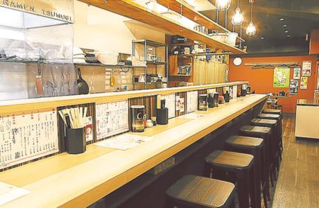カフェのようなしゃれた雰囲気の店内