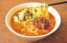 画像:【411号】麺's すぱいす – 本場の中国料理をリーズナブルに提供 中国菜館 喜臨門(しーりんもん)