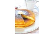 画像:おうちでCOOK – パンケーキ