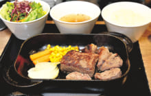 画像:STEAK BAR GABURI