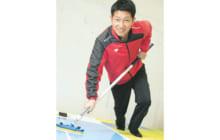 画像:【413号】すてきびと – 熊本県カーリング協会 「チームくまもと」?田 泰秀さん