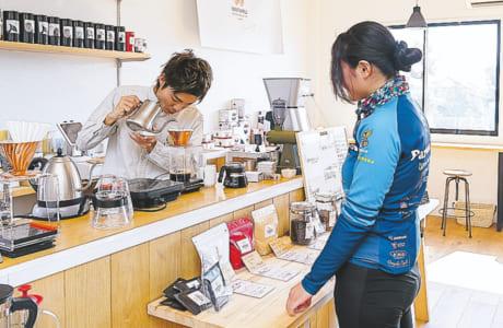 コーヒー焙煎研究所わたる