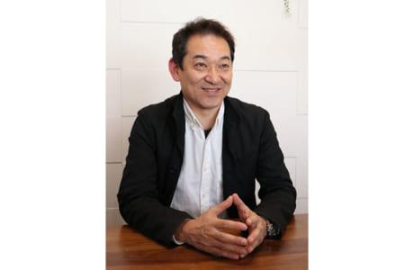 『グッドデザインハウス』代表取締役の田代文明さん
