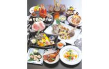 画像:天然鯛祝い焼き付き「端午の節句特別会席」