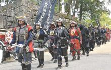 画像:日本百名城 人吉お城まつり