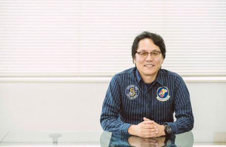 『アーキブレイン』代表取締役の吉村昌高さん
