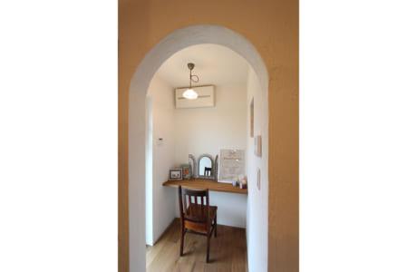 屋内には南欧風の家をほうふつとさせる空間が広がります(写真はイメージ)