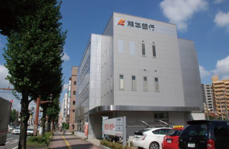 くまもとローンセンター(熊本市中央区水前寺公園1-1)