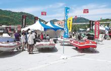 画像:2018熊本ボートショー in みすみ