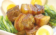 画像:お肉がトロトロ 豚の角煮