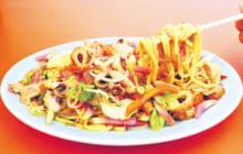 画像:【422号】麺's すぱいす – 創業40年、地元で愛される中華食堂 中華料理 喜楽(きらく)