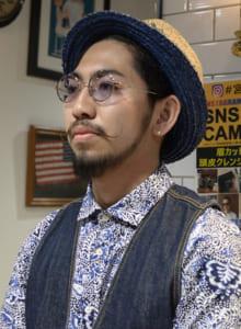 入江 勇斗(いりえ はやと)さん(23歳・熊本市)