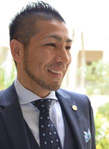 比嘉 友彦(ひが ともひこ)さん(43歳・熊本市)