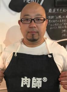 山瀬 健策(やませ けんさく)さん(41歳・菊池市出身)