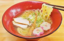 画像:【426号】麺's すぱいす – 鯛を使った魚介スープが評判 Sports(スポーツ) 鯛(たい)ラーメン かけつ軒(けん)