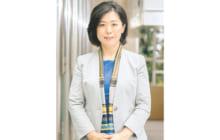 画像:【429号】すてきびと – 看護師・グリーフカウンセラー 宮崎睦美さん