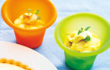 画像:美味しいレシピ 特別編 – バナナヨーグルトカップ