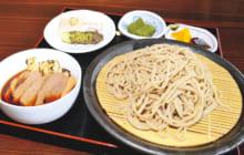 画像:【428号】麺's すぱいす – 阿蘇産ソバと湧水で作るそばが評判 手打ちそば 平田庵(ひらたあん)