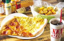 画像:ニューヨークスタイルピザ エイトピース