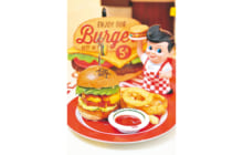 画像:HAMBURGERS&STEAKS BROTHER'S DINER