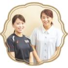 日赤熊本健康管理センター 管理栄養士・嶋田けいさん(右) 運動指導士・堤 美郷さん