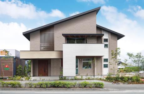 『アイフルホーム』熊本インター店のモデルハウス