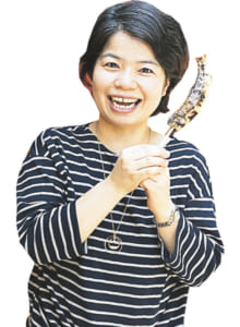 大塚里香さん