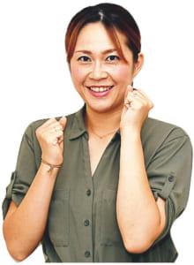 小山知枝さん