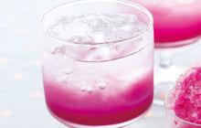 画像:美味しいレシピ vol.219 – ぶどうジュース
