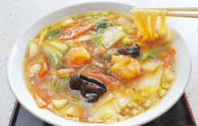 画像:【439号】麺's すぱいす – 自家製麺を使った麺メニューが人気 中国料理・麺料理 獅子王(ししおう)