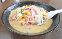 画像:【444号】麺's すぱいす – 地元で愛されている穴場的な食事処 田舎ごはん きしゃぽっぽ
