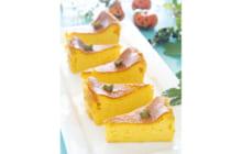 画像:おうちでCOOK – パンプキンチーズケーキ