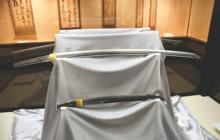 画像:【440号】カルチャールーム – 「幕末維新の刀剣と書」 島田美術館