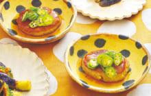 画像:美味しいレシピ vol.221 – れん根のハンバーグ
