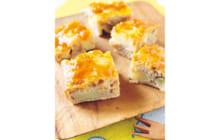 画像:おうちでCOOK – アップルジンジャ―ケーキ