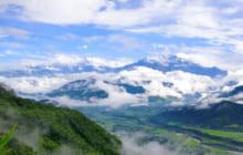 画像:47 大きな山をひとつ越えて