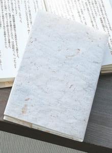ブックジャケット(玉葱の皮)920円