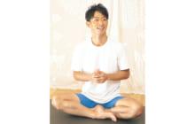 画像:【445号】すてきびと – ヨガインストラクター 吉本 憲太郎さん
