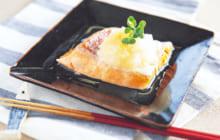 画像:鮭(さけ)のおろし蒸し
