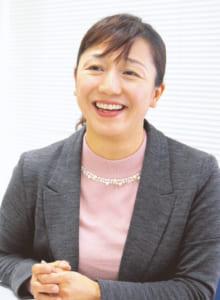 キャリアコンサルタント 小佐井佳奈子さん