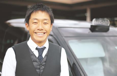 「大津に来たら、ひと声掛けてくださいね!」と河野健一さん(36歳)