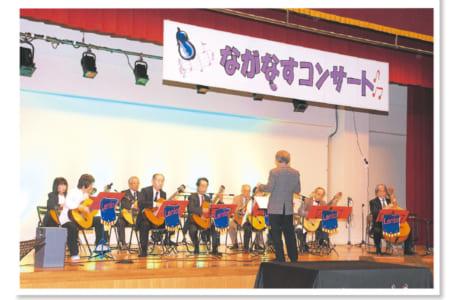 2日間で計17組が出演した「第20回ながなすコンサート」。飽田地域になくてはならない行事の一つです