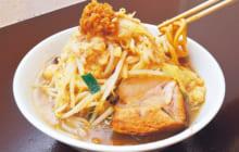 """画像:【454号】麺's すぱいす – 食べ応え満点の""""二郎系""""を楽しめる ラーメン けんじろう"""