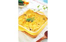 画像:おうちでCOOK – 豆乳みそのチーズリゾット