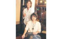 画像:【455号】すてきびと – 音楽&アートユニット RAVART 坂本 成一さん 柴田 樹さん