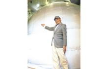 画像:【456号】すてきびと – 「さかもと八竜天文台」台長 稲葉 洋一さん