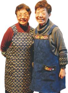 店主 広瀬幾世さん(右)・スタッフ 川添世紀さん