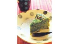 画像:おうちでCOOK – ホワイトチョコの抹茶ケーキ