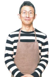 店主宮﨑紀男さん