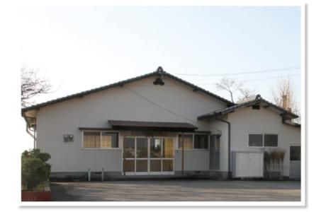 下内田公園内にある公民館。年間を通じて、さまざまな会議や行事の場として地域住民に活用されています(写真提供/下内田公民館)